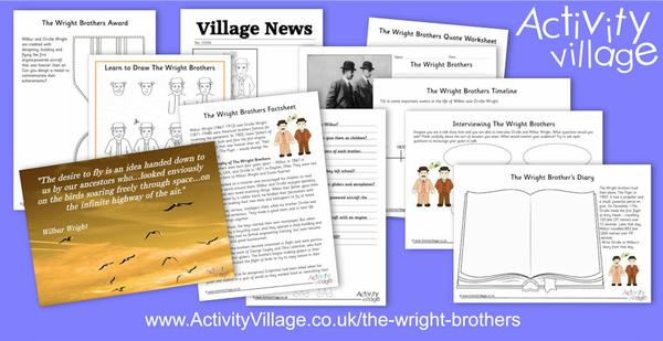 Learning about the Wright brothers