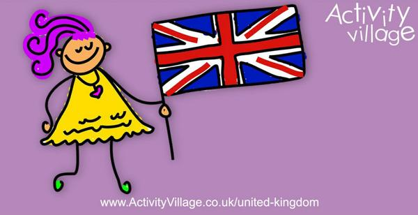 And why not use the Royal Wedding as an excuse to celebrate our country or find out more about the United Kingdom