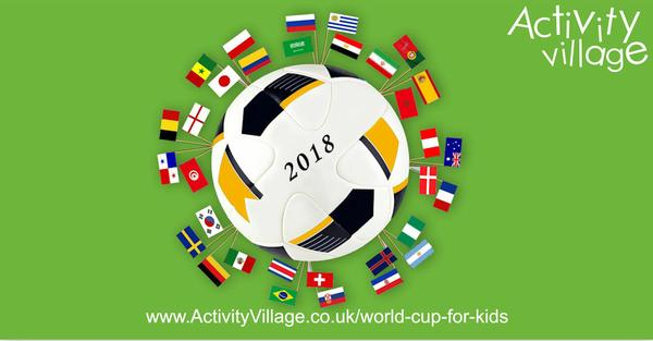 It's started! World Cup for Kids.