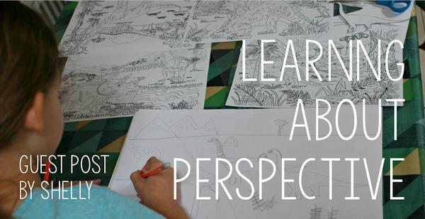 Guest post - Learning About Perspective