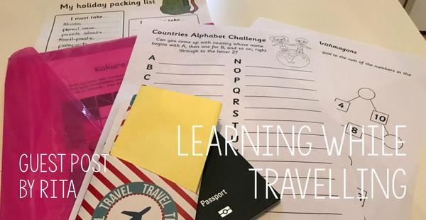Guest post - Learning While Travelling
