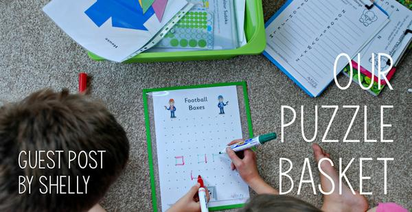 Guest Post - Our Puzzle Basket