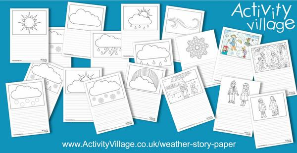 A new collection of weather story paper