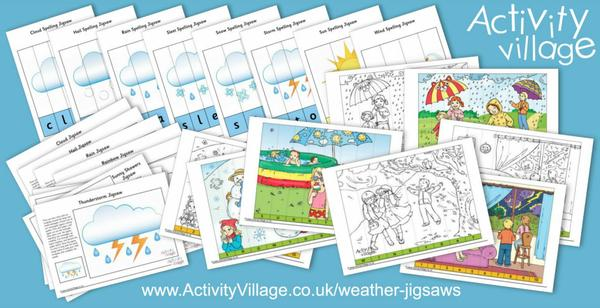 A brand new collection of weather jigsaws