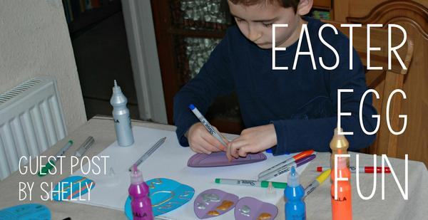 Guest post - Easter egg fun