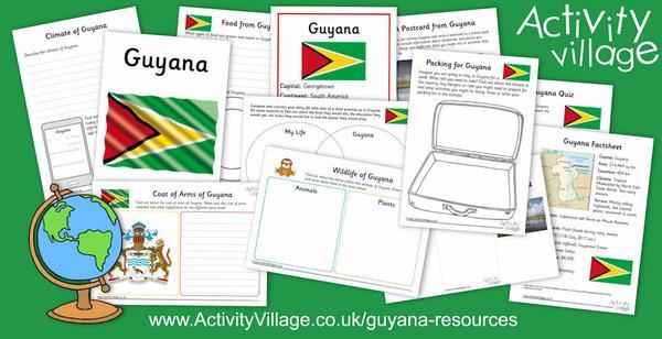 ... and Guyana