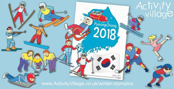 Who's still enjoying the Winter Olympics?