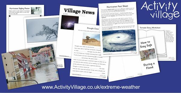 Introducing a new section on Extreme Weather