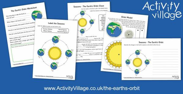 Exploring the Earth's orbit and its affect on us all