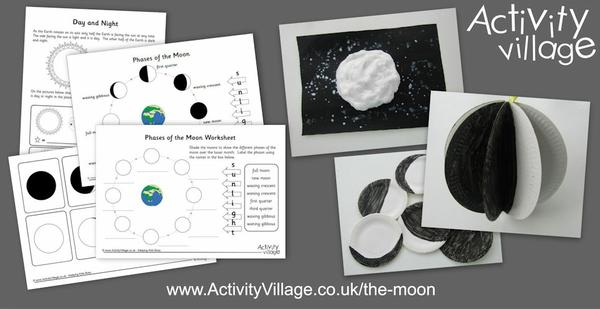 Adding to our moon activities