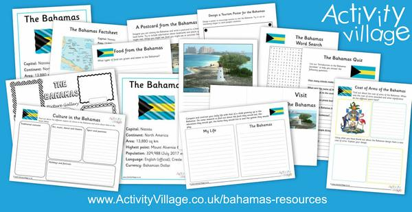 New Bahamas resources