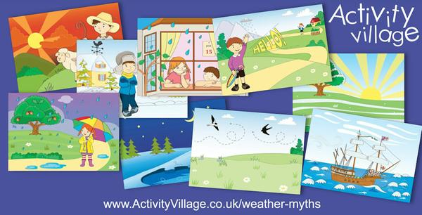New collection of Weather Myths to explore