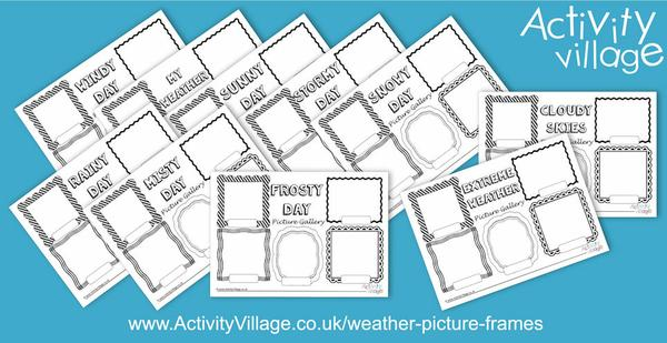 New weather picture gallery printables