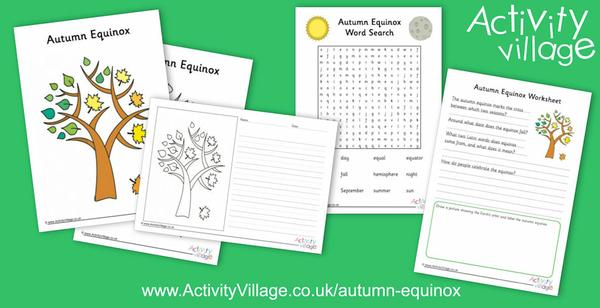 Finding out about the autumn equinox