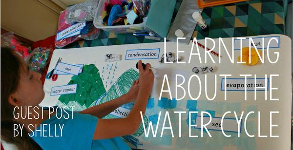 Guest Post - Learning about the water cycle