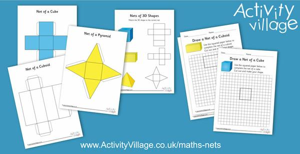 New maths net resources