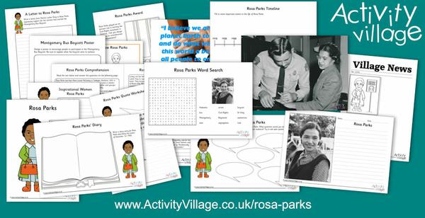 Learn about Rosa Parks