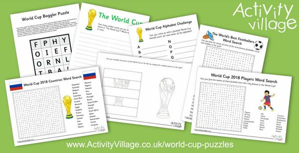 New World Cup puzzles