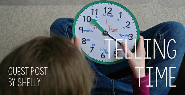Guest Post - Telling Time