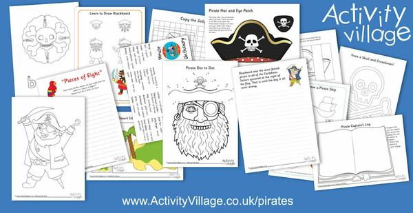 Have you seen our Pirates collection?