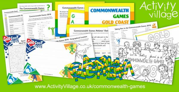 Our Commonwealth Games collection