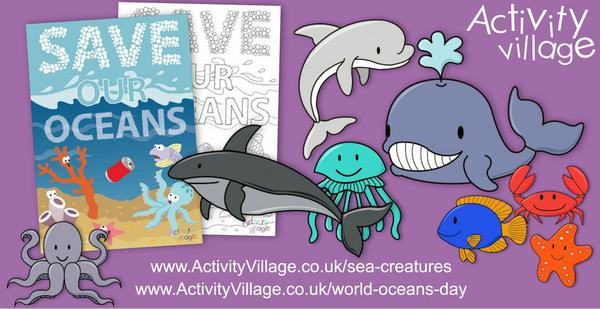 What will you do for World Ocean's Day?