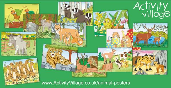 Adding to our collection of animal postersa