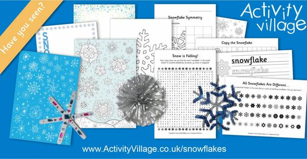 Have you seen our snowflakes topic?