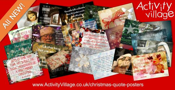 25 lovely new Christmas quotes posters