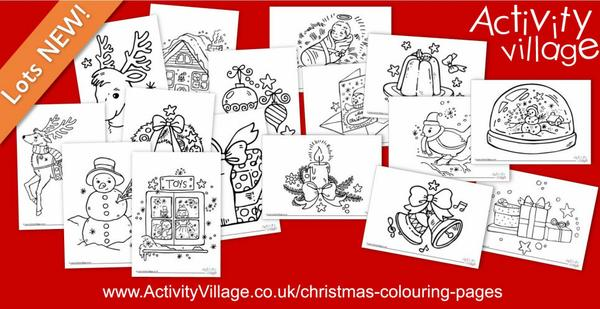 New for St Andrew's Day - colouring pages, colouring bookmarks, colouring cards and story paper