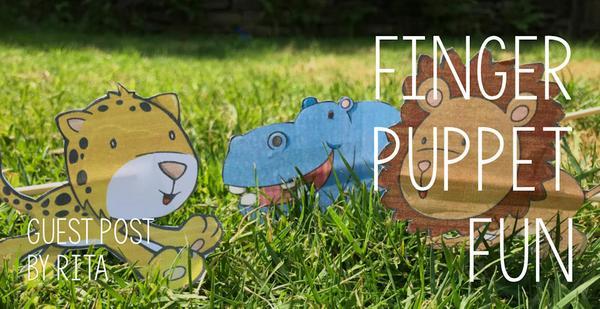 Guest Post - Finger Puppet Fun