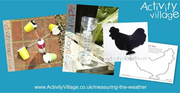 Crafty experiments in measuring the weather