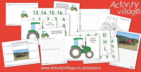 Adding to our tractor activities