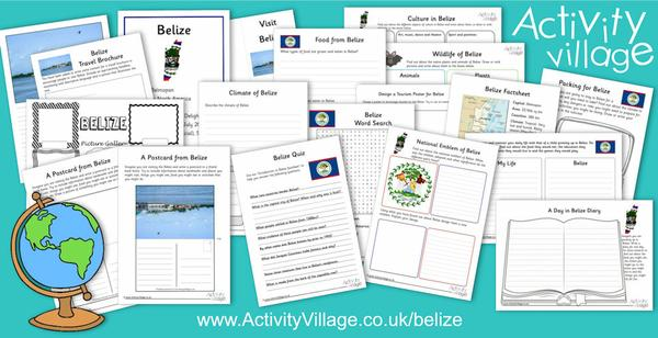 Learning about Belize