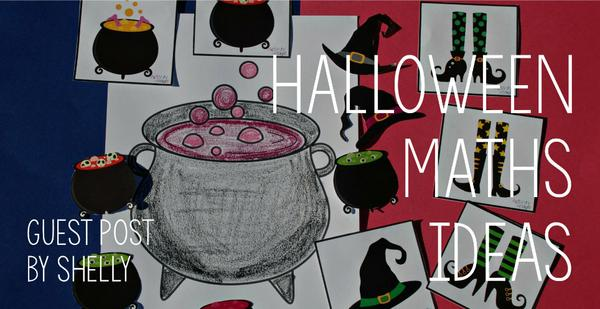 Guest Post - Halloween maths ideas from Shelly.