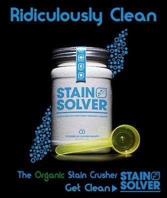 Stain Solver Oxygen Bleach