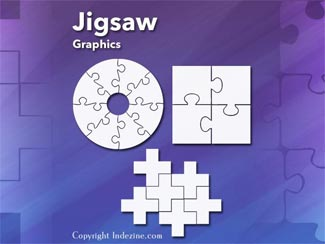 Jigsaw Graphics for PowerPoint