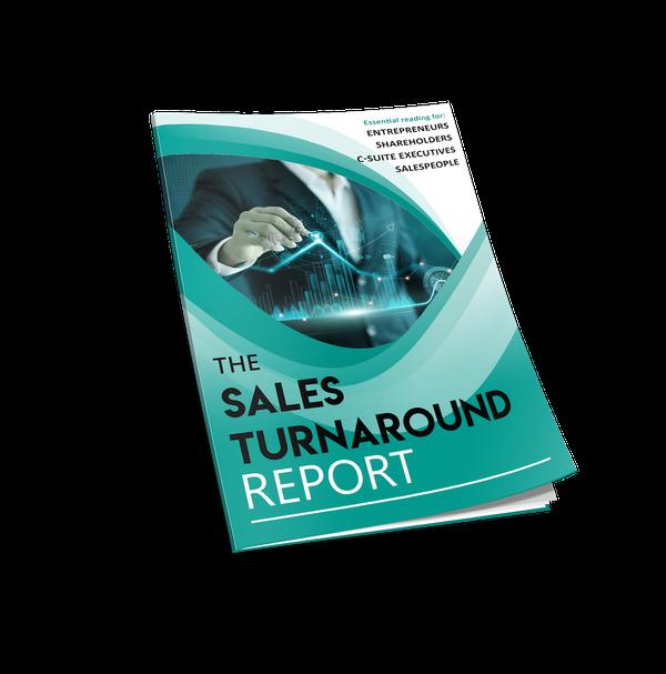 The Sales Turnaround Report