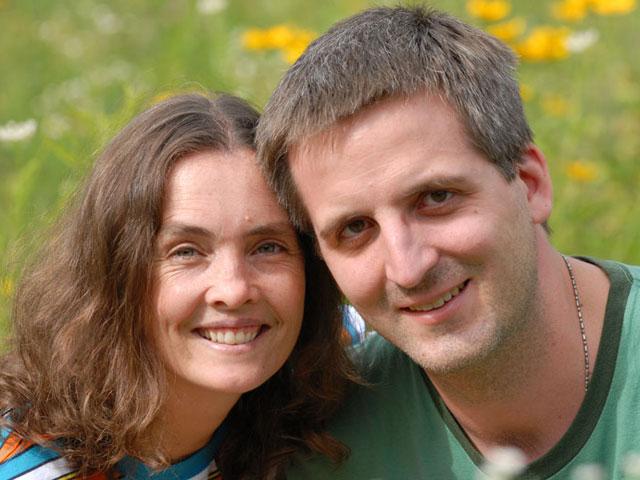 Liz & Kurt Frost