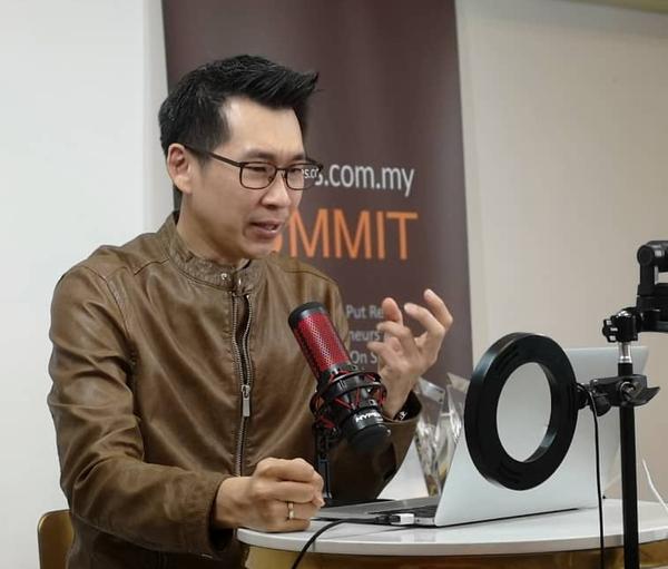 Patric Chan's Summit Presentation Cliff Notes Webinar