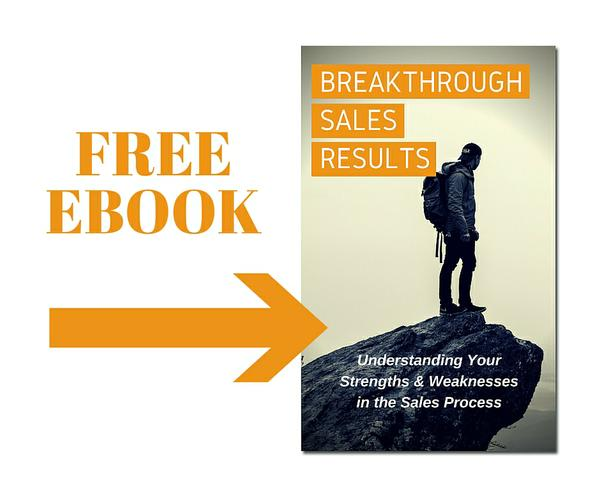 Free Sales Ebook Training