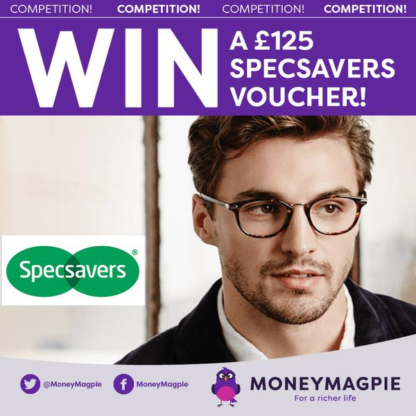 Specsavers voucher