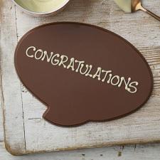Thorntons Chocolate Plaque