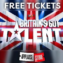 Free BGT tickets