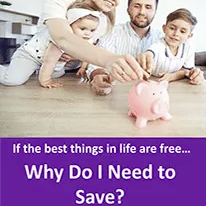Why Do I Need to Save? Front Cover
