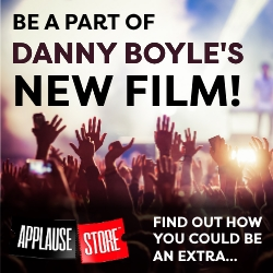 Be part of Danny Boyle's new film