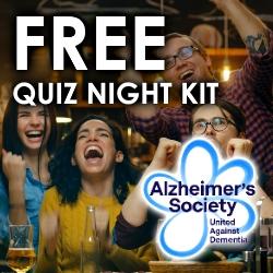 Free quiz night kit