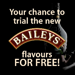 Become a Bailey's tester