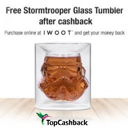 Free Stormtrooper Tumbler