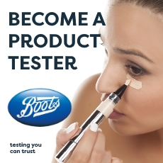 Become a Boots Product Tester